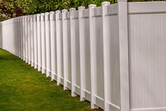Fenced In Vinyl - Privacy Fences